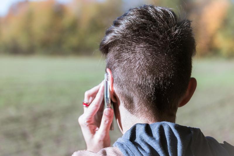 Hilfe, mein Handy klingelt