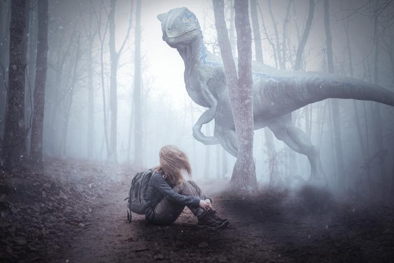 Pech für digitale Dinosaurier: Medienkompetenz für Eltern Pflicht